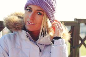 Tehillah McGuinness, South African Born Pro Surfer, Sports Illustrated Sports Model, Celebrity, Charity Volunteer, Entrepreneur and Celebrity Fitness Trainer shoots the Urban Beach Winter Range.