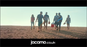 Tehillah McGuinness South African Born Pro Surfer, model and presenter in Jacamo Summer advert 2014