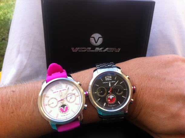 Tehillah McGuinness Pro Surfer - Volkan Watches