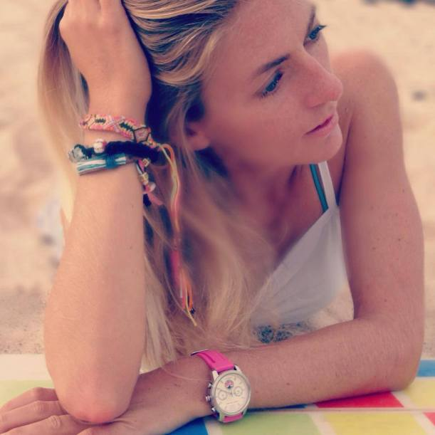 South African Born Pro Surfer and sports model Tehillah McGuinness Shooting for Urban Beach Clothing UK, Bekl Surf Barcelets and Volkan Watches in Fuerteventura