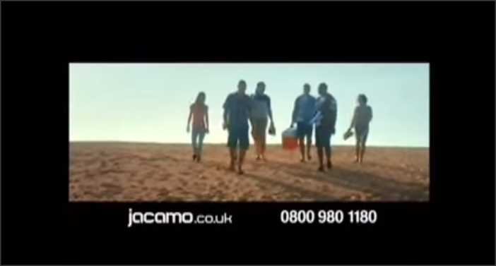 Tehillah McGuinness Pro Surfer and Sports Model in the SS2014  Jacamo TV Commercial