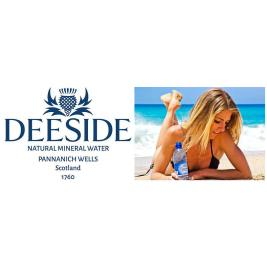 Tehillah McGuinness South African Born Pro Surfer, Celebrity, Sports Model as the face of Deeside Mineral Water in their new logo campaign launch