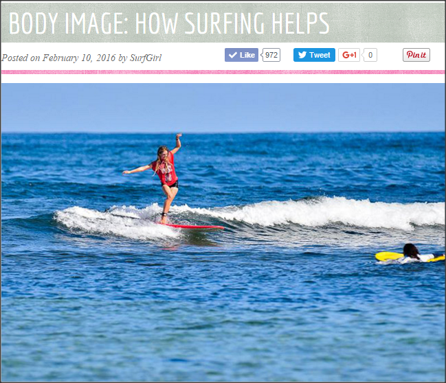 South African born Pro Surfer, sports model, top UK pro surfer and Celebrity Tehillah McGuinness speaks to Surf Girl Magazine about surfing and body image, ahead of her All Girls Surf and Stretch week in Fuerteventura in March